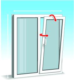 Ventas - Fenster